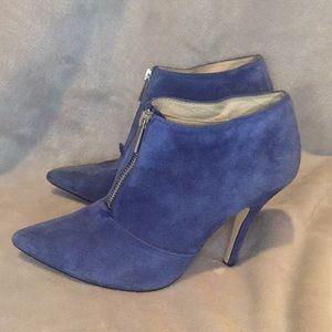 Aldo- Blue booties